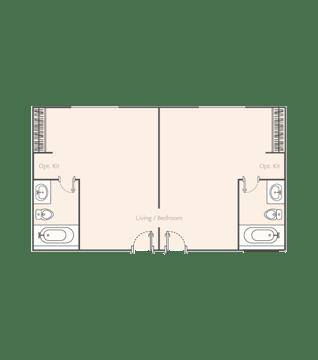 Assist-Small-One-Bedroom-B1+B1