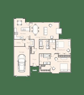 IH-floorplanUnitA-2Bdrm