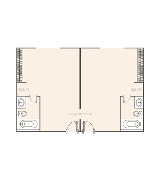One-Bedroom-A1+A1