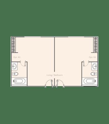 Small-One-Bedroom-B1+B1